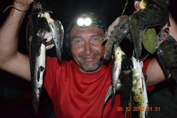 Ночна рыбалка