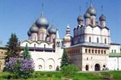 Ростовский кремль (Митрополичьи покои)