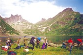 озеро Золотарое