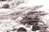 Река Бий-Хем. Сидим