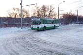 Миасский троллейбус ВМЗ