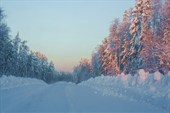 Зимник на Белоярский