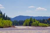 Река Большой Абакан