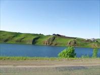 Водохранилище в д.Кага
