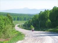 Дорога на Николаевку