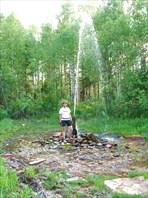 Артезианский фонтан