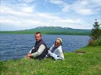 Просто красивое было место )))