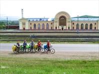 Наша конечная цель похода - станция Бердяуш