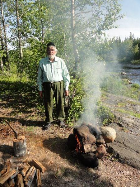 Печка для бани