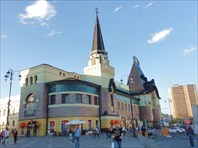 Ярославский вокзал.