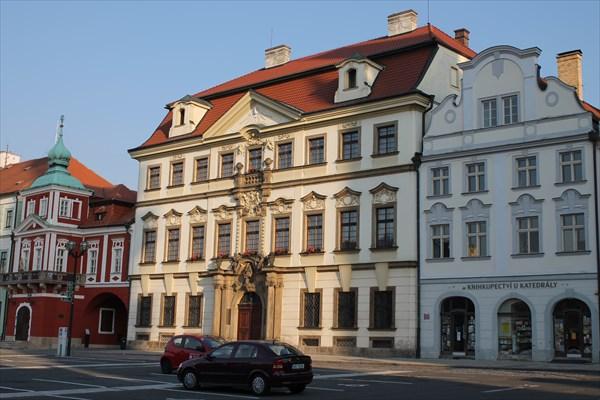 Дом резиденции Епископа