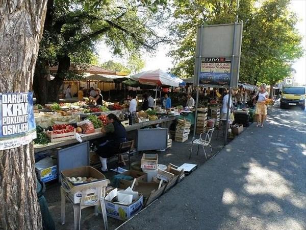 085-Трогир-рынок