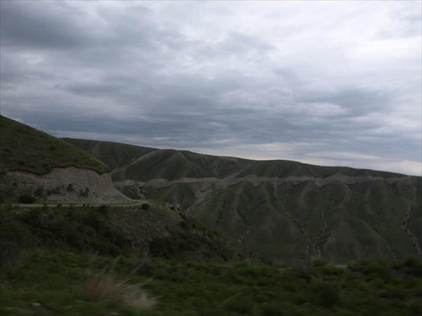 Дорога Жаланаш - Кеген