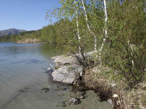 Озеро Шыбындыколь
