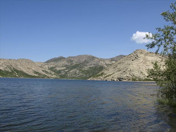 Озеро Шалкар (Сибинские озера)
