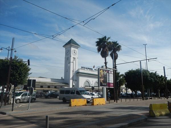 Ж/Д вокзал, Касабланка