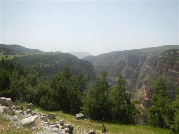 Каньон реки Уэд-эль Адад