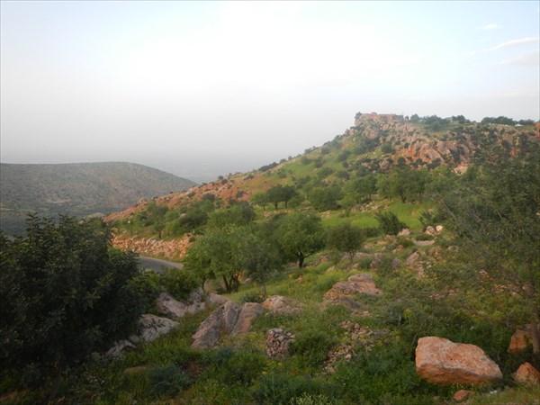 Спуск с  пер.Tizi-n-Ougdeni 1259 м