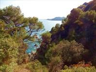 Чудесное море, чудесный берег.