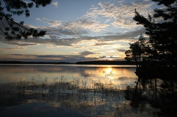 Озеро Волома
