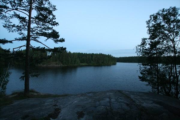 Озеро Молодежное
