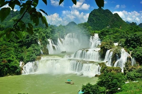 Detian_waterfall