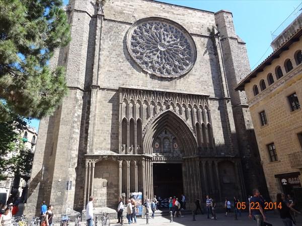 Церковь Санта Мария дел Пи.