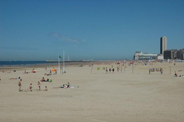 Пляж Дюнкерка