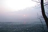 Восход солнца над Сегденом