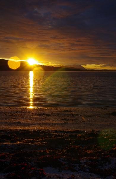 Ночное солнце