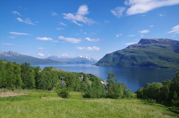 Между Tovik'ом и Grovfjord'ом