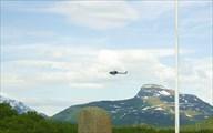 Вертолёт, который работал краном