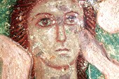 Настеный рисунок в склепе Диметра