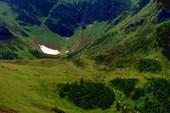 Один из пейзажей заброски на Загедан