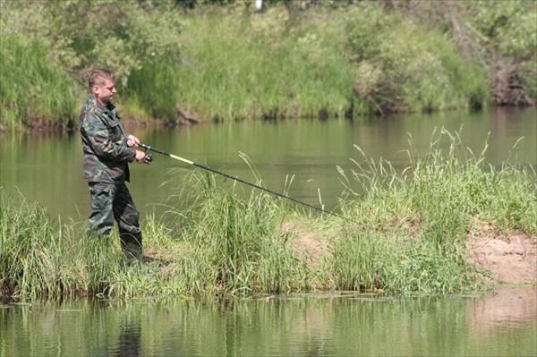 река пра рыбалка базы