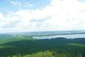 Вид с горы Сугомак