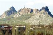 Сулайман-Тоо — священная гора