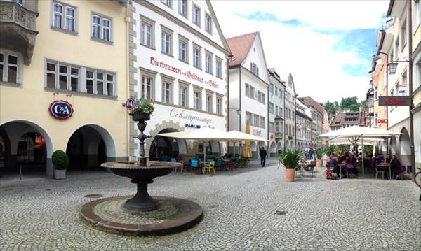 Австрийский городок