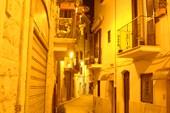 Улицы старого города Бари