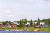 Хулимсунт - мансийская деревня