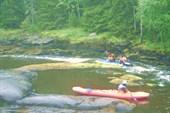 Зигзаг (Щелиный) по малой воде