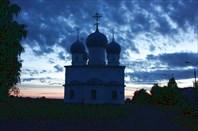 Белозерск. Спасо-Преображенский собор