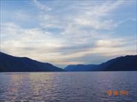 Телецкое озеро во всей красе.