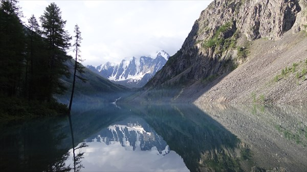 Озеро н.Шавлинское (утро)