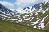 Верховья долины Ходештыг-Хем