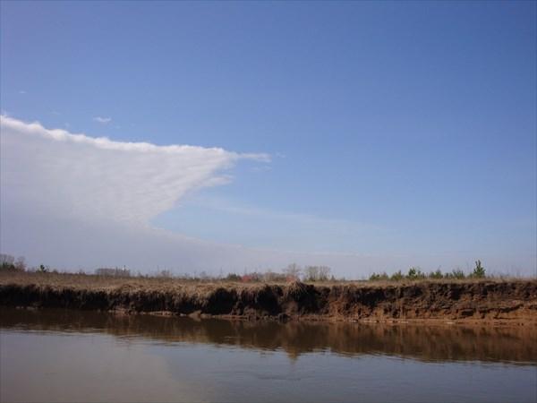 Облачный клин
