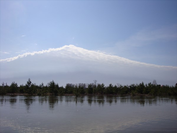 Облачный Килиманджаро