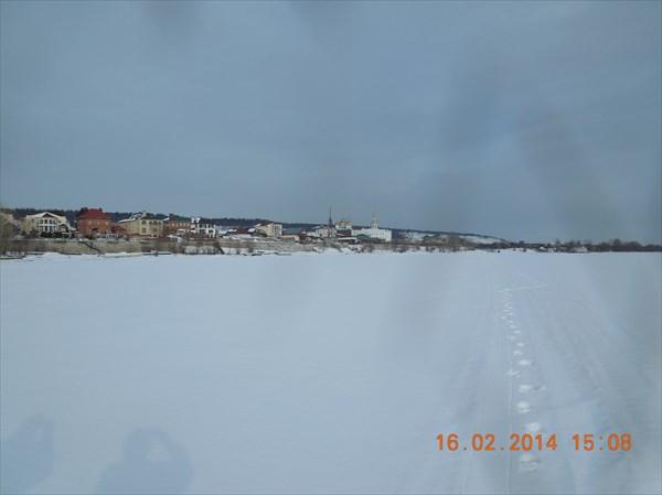 Село Фёдоровка