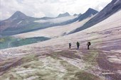 Перевал Иолдо-Айры