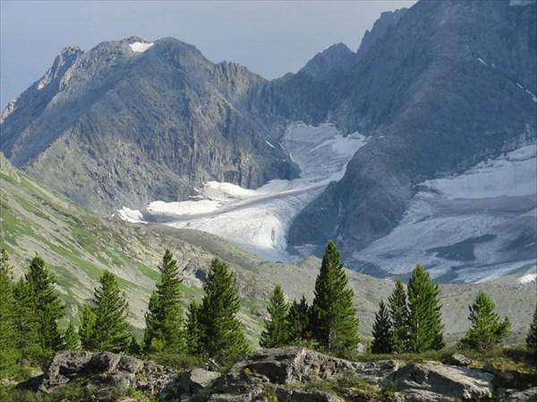 Верховья долины Куйгук